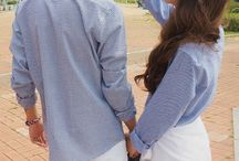 COUPLE•CLOTHING / Just matching...