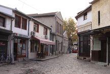 Podróżniccy w Macedonii