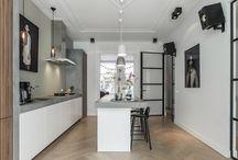 Kitchen design / Kitchen design, kitchen style