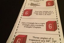 6th Grade Math: Geometry Resources and Ideas