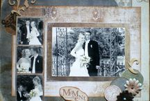mariage scrapbooking