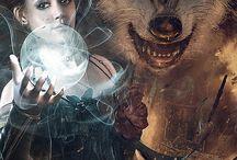 wolf / cover novel