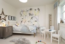 Creative Kids Corner / At Story Homes we strive to create the perfect space for your little ones. Here are a few of our favourite bedroom ideas that will ensure the best nights sleep!