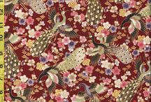 QUILT GATE FABRICS / A selection of the Quilt Gate Fabrics you'll find in our store. / by Shibori Dragon