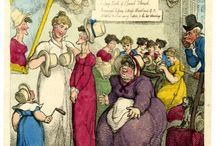 Regency: Women's Shopping, Fashions, and Entertainments