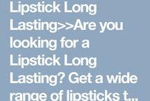 Lipstick Long Lasting