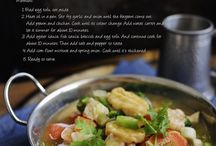 Indonesian food recipe