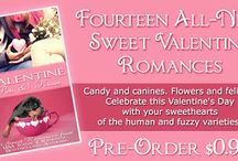 Valentine Pets & Kisses Box Set / 14 All-New Sweet Romances are coming your way in February 2016!