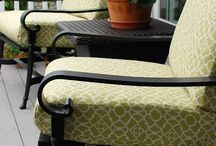 Parker chair upholstery