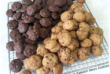 almost famous amos chocolate cookies