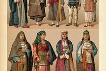 türk kostümleri