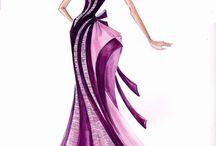 Fashion by Blanka Matragi