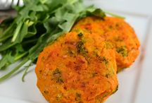 Recipes / Sweet potato patties