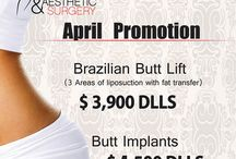 Plastic Surgery Promotions / We offer the best prices of our cosmetic surgery promos in Tijuana Mexico