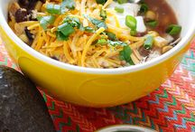Food | Crock Pot Recipes / Pinned are crock pot recipes that I have either tried or want to try.