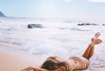 beach 'chique'