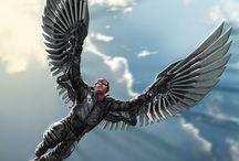 falcon the avenger