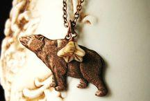 Nature Jewelry / Nature inspired jewelry