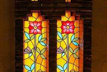 Vitrales / Diseño para ventanas sin uso