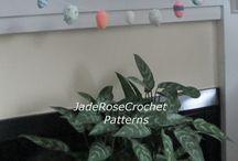 Crochet Holidays / From Valentine's through Christmas - I love holidays. #enjoycrochet