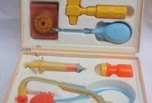 Vintage toys / by Karen Braud