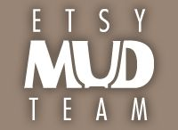 Etsy Mud Team / a mix of items from our team members - the ceramic artists of Etsy http://www.shopEtsyMudTeam.com