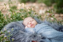 OUTDOOR NEWBORN / by Adele Haywood