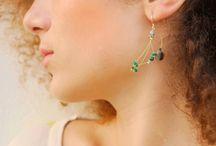 Silver Jewelry / Silver jewelry and semi precious stones