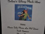 movie night theme