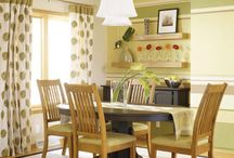 Dining Room / by Becca Fick