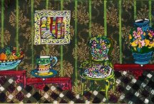 "Rosethorne / Rosethorne : ""le salon de Matisse"""