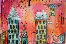 Art Journaling Love: Stamp It / by Crafty Lou