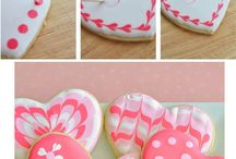Adorable Cookies / I would like to collect all amazing, creative, and simple design of cookies decoration.
