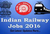 Railway Jobs Alert / In India, bank jobs are considered to be one of the most prestigious jobs in which a large number of candidates applies and get placed every year and now its entrance test also comes in the top of the category when fresher's choose Latest bank Jobs  as  a career option. As Public sector banks are opening new branches in many rural and semi-urban areas so the requirement is more and hence the competitive level also increases. For the notification of Latest Bank jobs 2016.