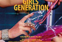 Girls' Generation 'Mr.Mr.' / 소녀시대 4번째 미니 앨범 '미스터 미스터'
