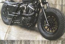 Motocycles / We love beautiful machines