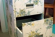 Custom Cabinet Pinspiration / by Karla Kingsbury