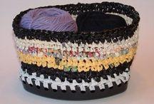 Plastic + Yarn = Plarn!