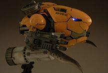 Plastic Models-ROBOT