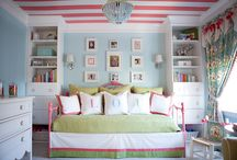 Girl Room Ideas / by Katie Day