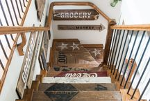 Interiors / by Wild Hare Vintage