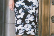 match floral.skirt