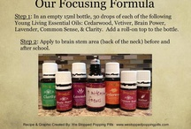 Young Living Oils / by Clarissa Metz