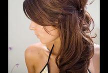 Hairstyle & make-up