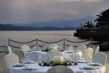 Your Dreamy Wedding / Can you imagine the wedding of your dreams in the beautiful, unique settling? Whether your wedding is about a horse-drawn carriage that takes you to your momentous event or about pre-cocktails at the Piano Bar, Thermae Sylla can offer all of these choices together!  http://goo.gl/29NlJ4