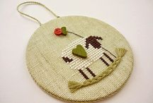 cross stitch darling