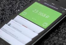 Mobile UI \\ Finances