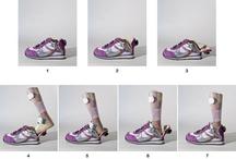 Scarpe / scarpe per tutori