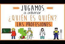 Oficios e profesións