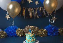 Z smash the cake